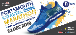 Portsmouth Harbour Challenges 2019 - TJ Waste Portsmouth Coastal Waterside Marathon 2019 -  Marathon Entry 2019