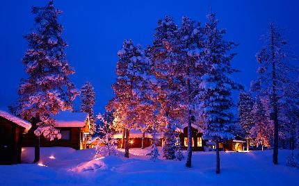 Santa Run Lapland Challenge - Santa Run Lapland Challenge - Lapland Challenge weekend ,all 4 events.